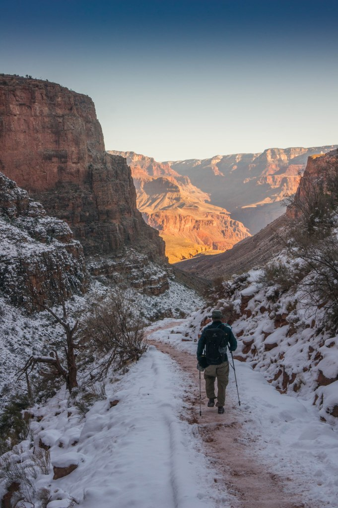 Bright Angel Trail, Grand Canyon National Park